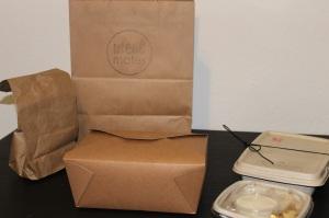 Mealmates - der Lieferservice für die Mittagspause in Köln: die Verpackung