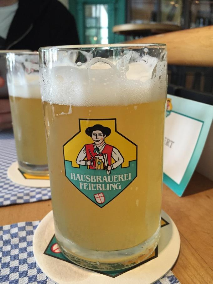 Essen gehen in Freiburg: Hausbrauerei Feierling