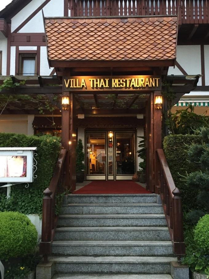 Essen gehen in Freiburg: Villa Thai mit Sushi Kusakabe